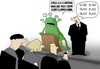 Cartoon: The Interpreter.. (small) by berk-olgun tagged the,interpreter