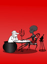 Cartoon: The Last Supper... (small) by berk-olgun tagged the,last,supper