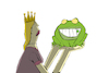 Cartoon: Unhappy Ending... (small) by berk-olgun tagged unhappy,ending