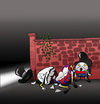 Cartoon: Young Humpty Dumpty... (small) by berk-olgun tagged young,humpty,dumpty