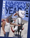 Cartoon: 2011 (small) by Marian Avramescu tagged mmmmmmmmmm