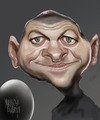 Cartoon: Andy Serkis (small) by Marian Avramescu tagged mmmmmmmmmmmmm