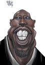 Cartoon: WESLEY SNIPES (small) by Marian Avramescu tagged mmmmmmmmm