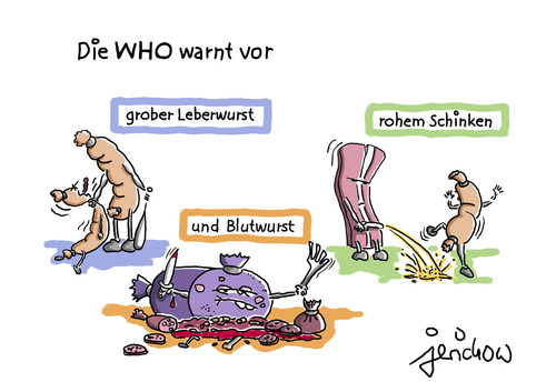 Die WHO warnt !!!