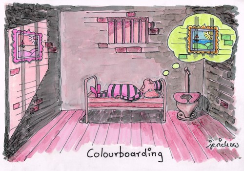 Colourboarding