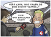 Cartoon: olli kahn hat keine eier (small) by Snägels tagged snägels