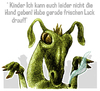 Cartoon: nagellack (small) by jenapaul tagged drachen,monster,frauen,dragons,women