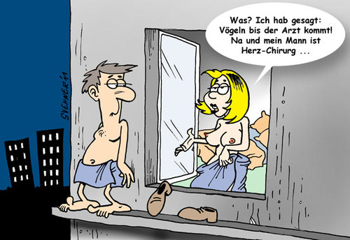 Cartoon sex deutsch