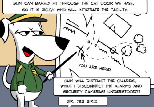 Cartoon Mission Cartoon Mission Impussyble