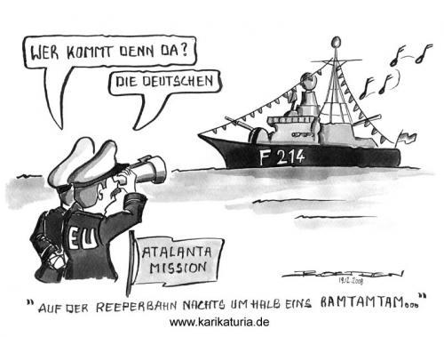 Cartoon Mission Cartoon Eu-mission Atalanta