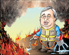 Cartoon: Antonio Guterres (small) by jeander tagged un,secretary,general,antonio,guterres,united,nations