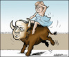 Europe and the bull