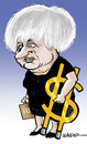 Cartoon: Janet Yellen (small) by jeander tagged janet,yellen,fed