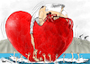 Cartoon: Humanitarian (small) by Popa tagged humanitarian,heart,soul