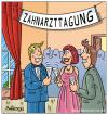 Cartoon: grinsevent (small) by pentrick tagged zahnarzt dentist business man woman