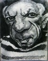 Cartoon: PICASSO (small) by GOYET tagged picasso