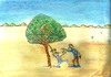 Cartoon: freedom? (small) by hakanipek tagged freedom,human,nature,life