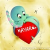 Cartoon: my name (small) by nayar tagged famous,people