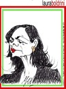Cartoon: Laura Boldrini (small) by Enzo Maneglia Man tagged laura,brldrini,caricatura,maneglia,man,febbr2015