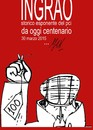 Cartoon: Pietro Ingrao a 100 (small) by Enzo Maneglia Man tagged ingrao,pietro,politico,pci,fighillearte,maneglia,man