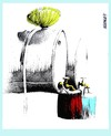 Cartoon: risorse idriche (small) by Enzo Maneglia Man tagged risorse,idriche,acqua
