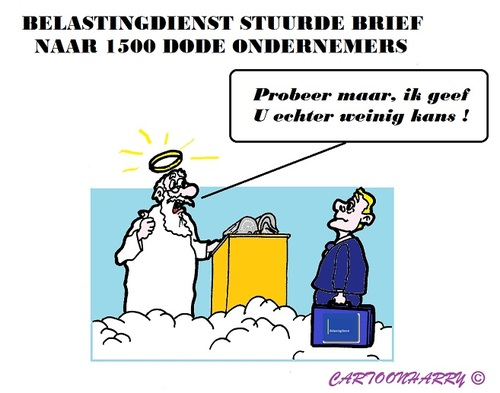 Belastingdienst By cartoonharry   Business Cartoon   TOONPOOL Belastingdienst