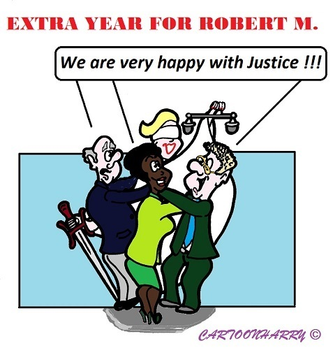 Cartoon: Just Right (medium) by cartoonharry tagged pedofile,robertm,amsterdam,holland,year,extra,justice,cartoons,cartoonists,cartoonharry,dutch,toonpool