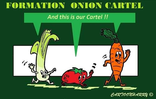 Cartoon onion cartel medium by cartoonharry tagged consequences