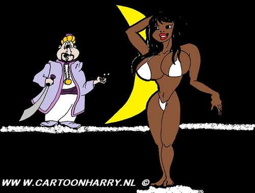 cartoon sexy nackt