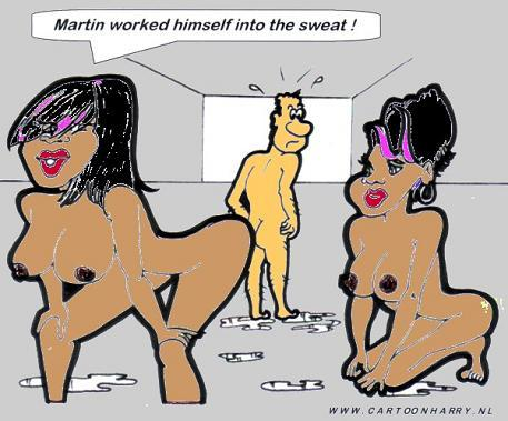 cartoons all girls Naked on