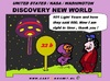 Cartoon: A New World (small) by cartoonharry tagged lightyear,new,world,cartoon,cartoonist,cartoonharry,nasa,usa,dutch,toonpool