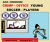 Cartoon: Chelsea CrimpClub (small) by cartoonharry tagged soccer,kids,young,crimp,chelsea,asia,cartoon,cartoonist,cartoonharry,dutch,toonpool