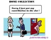 Cartoon: Collection (small) by cartoonharry tagged collection,contribution,home,slot