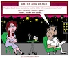 Cartoon: Dates and Dates (small) by cartoonharry tagged dates,cartoonharry