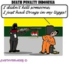 Cartoon: Death and Drugs (small) by cartoonharry tagged politics,cartoonharry,cartoons,death,drugs,deathpenalty,indonesia