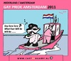 Cartoon: Gay Pride Amsterdam 2011 (small) by cartoonharry tagged gay,pride,amsterdam,holland,homo,lesbian,2011,boats,cartoon,cartoonharry,cartoonist,dutch,toonpool