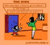 Cartoon: Go (small) by cartoonharry tagged school,parents,kids,king