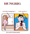Cartoon: Hungrich (small) by cartoonharry tagged hungrich,cartoonharry