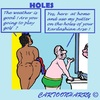 Cartoon: Kardashian Arse (small) by cartoonharry tagged golf,putter,kardashian,holes