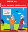 Cartoon: Kein Alkohol (small) by cartoonharry tagged humor,problem,alkohol