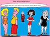 Cartoon: Muss (small) by cartoonharry tagged blick,cartoonharry