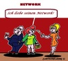 Cartoon: Network (small) by cartoonharry tagged network
