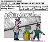 Cartoon: NSS-G7 2 (small) by cartoonharry tagged holland,thehague,nss,g7,pure