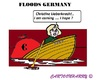 Cartoon: Overflow (small) by cartoonharry tagged overflow,germany,angelamerkel,merkel,cartoons,cartoonharry,dutch,toonpool