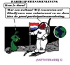 Cartoon: Participatiesamenleving (small) by cartoonharry tagged rutte,troonrede,uitspraak,participatie