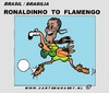Cartoon: Ronaldinho (small) by cartoonharry tagged soccer,football,ronaldinho,caricature,voetbal,karikatuur,karikatur,flamengo,flamingo,razil,brasil,brasilien,brazilie,fussball,cartoon,comic,comics,comix,artist,cool,cooler,man,art,arts,drawing,kunst,kartun,cartoonist,cartoonharry,dutch,acmilan,acmilaan,it