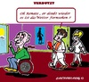 Cartoon: Schoenes Wetter (small) by cartoonharry tagged opi,wetter