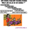 Cartoon: School Begins (small) by cartoonharry tagged holland,school,begin,story,teacher,daddy