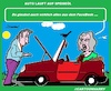 Cartoon: Speiseöl (small) by cartoonharry tagged speiseöl,facebook,mann,frau,auto,pech