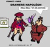 Cartoon: Underpants Napoleon (small) by cartoonharry tagged euro,underpants,drawers,napoleon,auction,france,paris,cartoon,comic,artist,comix,comics,cool,cooler,cooles,design,erotic,naked,erotik,art,toonpool,toonsup,facebook,arts,cartoonist,cartoonharry